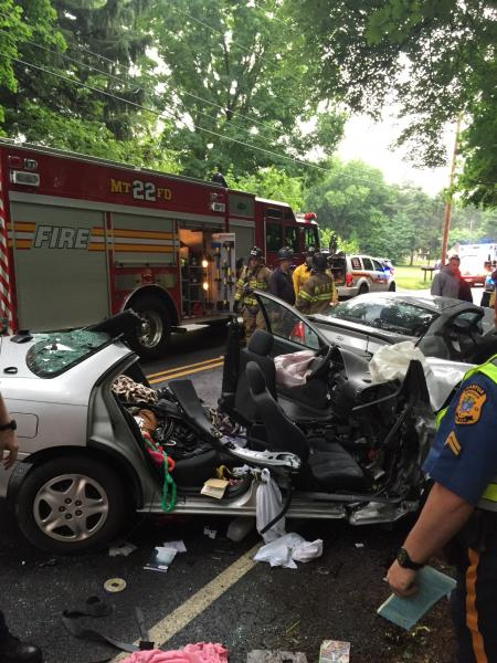 Company Extricates Two from MVC