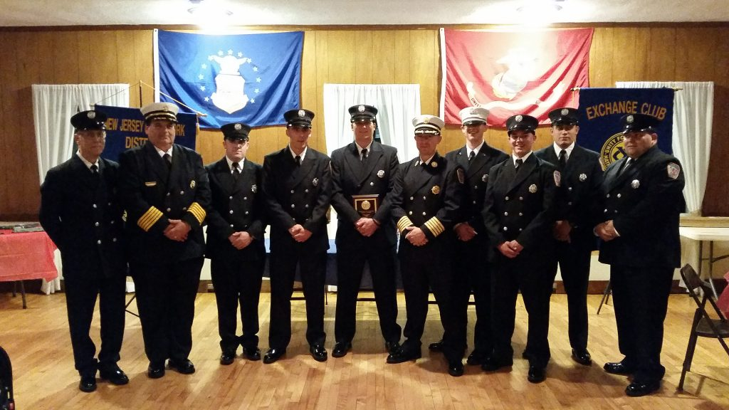 Mantua Firefighter Awarded Gloucester County Firefighter of the Year