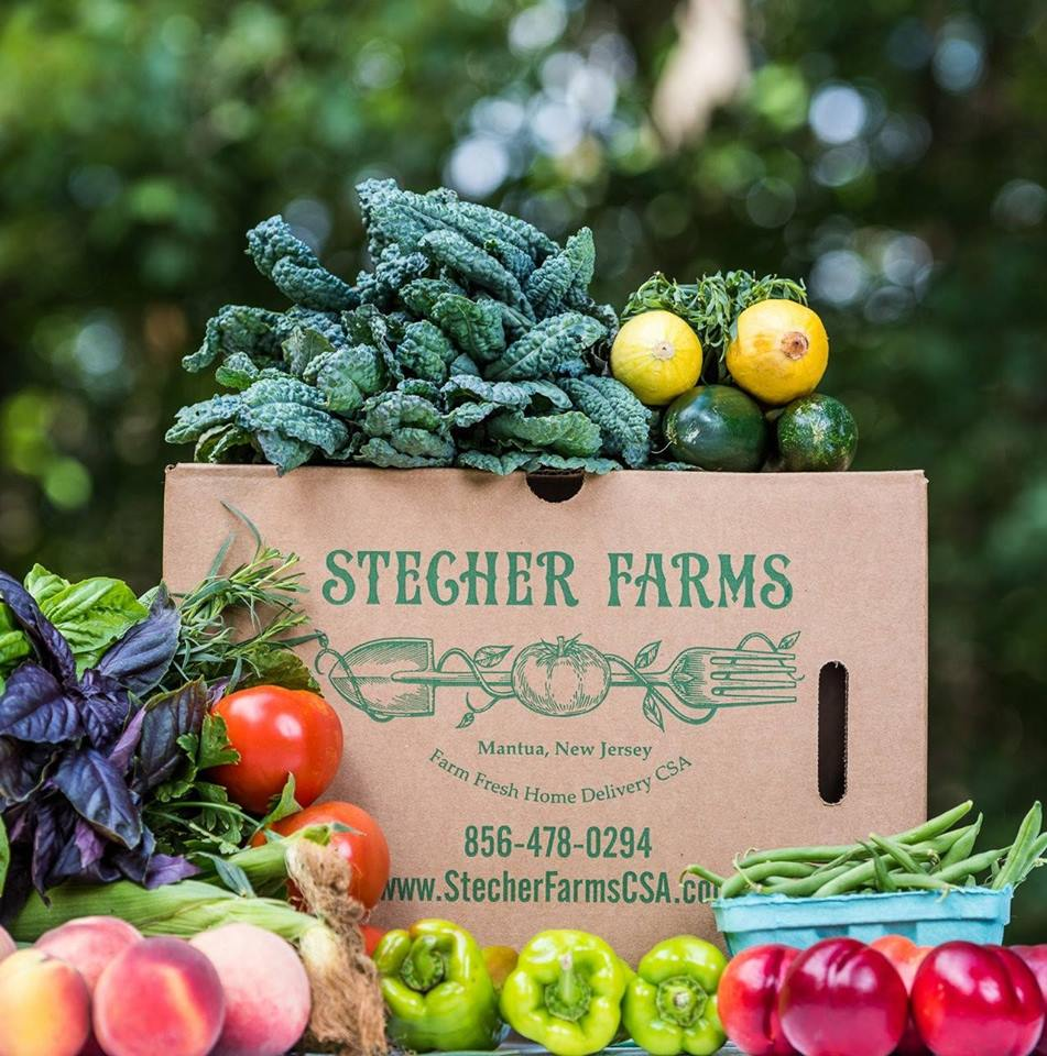 Special Thanks to Stecher Farms