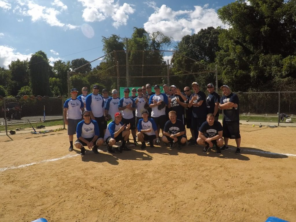 Mantua 3-0 in Annual Softball Game