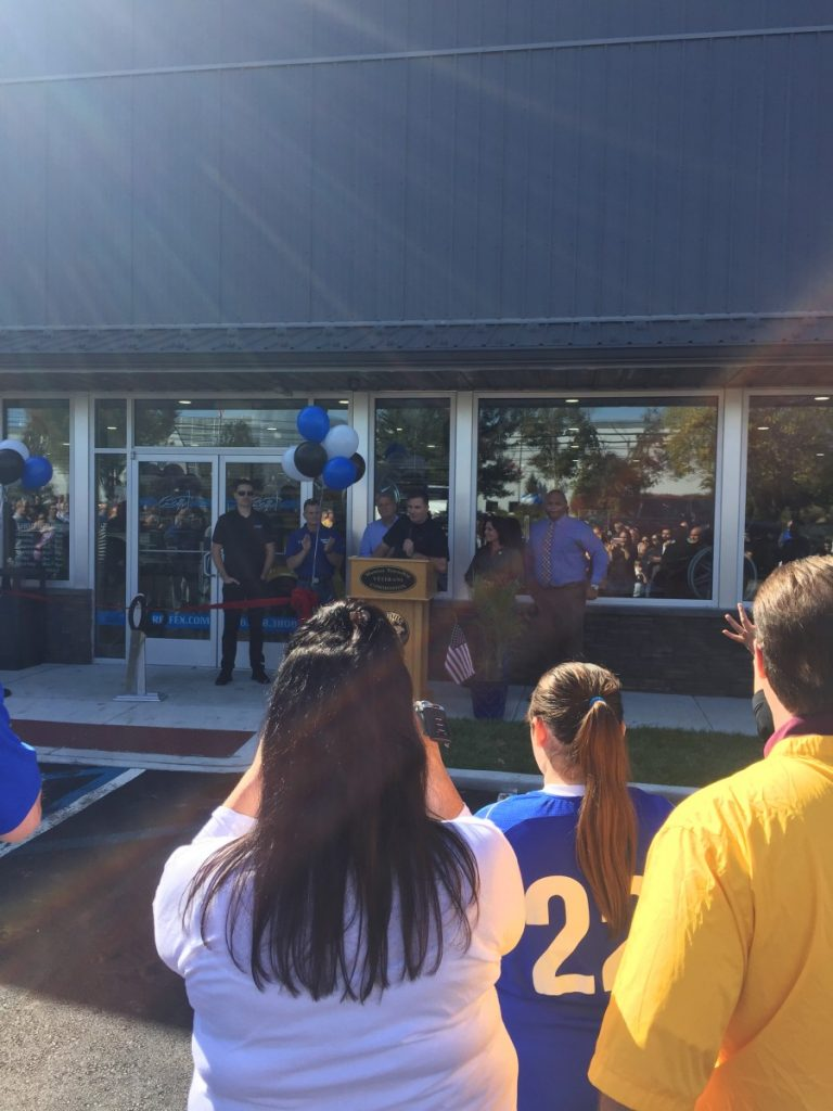 Members Attend Grand Opening of Careffex